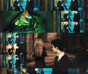 harry potter, luna, and luna lovegood image