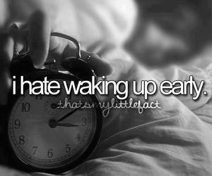 hate, early, and quote image