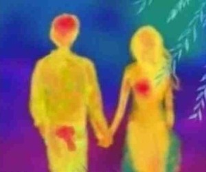 couple, symbolic, and screen grab image