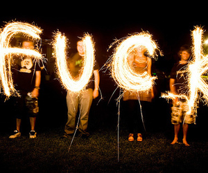 firework, fuck, and friends image