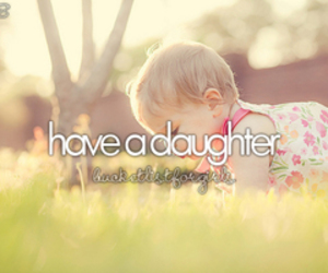 girl, daughter, and before i die image