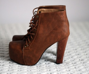 indie, jeffrey campbell, and shoes image