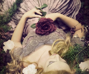 fairytale, girl, and portraits of women image