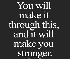 strong and quote image