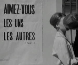 amour, couple, and love image