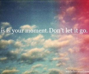 moment, sky, and quote image