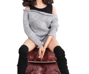 barbie and flashdance image