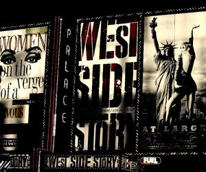 broadway, new york city, and west side story image