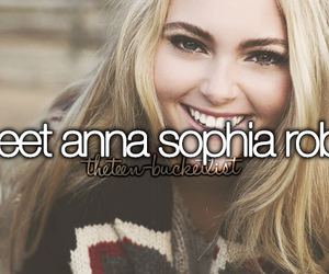 anna sophia robb, girl, and meet image