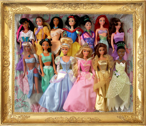 all disney princesses dolls by fragolette on deviantart