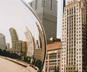 bean, world, and chicago image