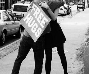 beautiful, forever, and free hugs image