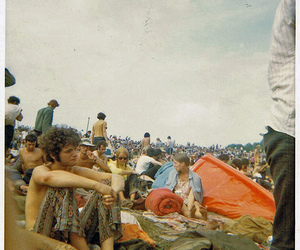 hippie, 1960s, and 60s image