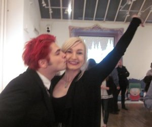 gerard way, my chemical romance, and lyn-z image