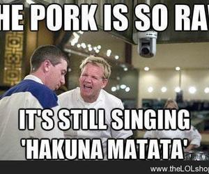 pork and gordon ramsey image