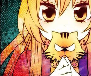 toradora and anime image