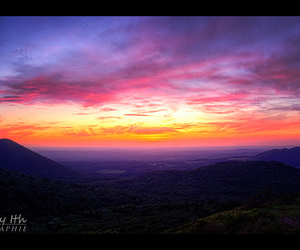 anthony, fisheye, and coucher de soleil image
