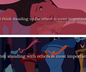 disney, john smith, and mulan image
