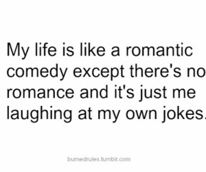 funny, comedy, and life image