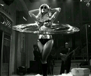 beautiful, Lady gaga, and bad romance image