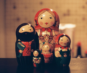 doll, russia, and russian image