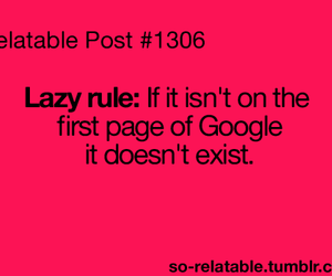 google, Lazy, and funny image
