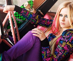 Avril Lavigne and abbey dawn image