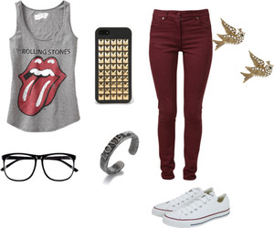 Polyvore and set image