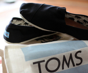 sneakers, toms, and toms shoes image