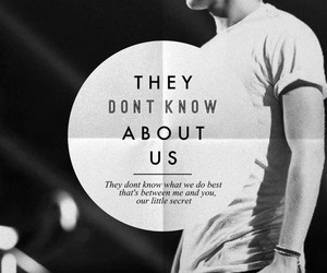 one direction, niall horan, and they don't know about us image