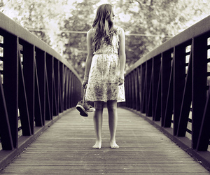 brunette, girl, and photography image