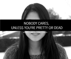 nobody and cares image