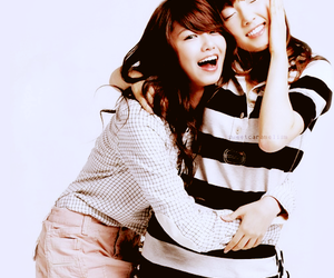 snsd, sooyoung, and taeyeon image