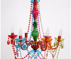 chandelier and urban outfitters image
