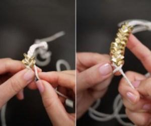 bracelet, fashion, and diy image