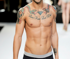 body, Hot, and Tattoos image