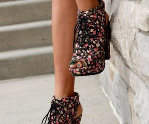girl, shoes, and cute image