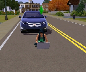 lol, the, and the sims 3 image