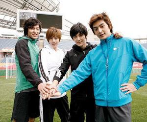 Boys Over Flowers, boys, and F4 image