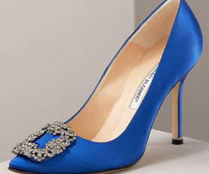 carry, shoes, and manoloblahnik image