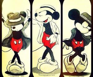 mickey, mouse, and mickey mouse image