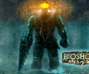 bioshock, FPS, and games image