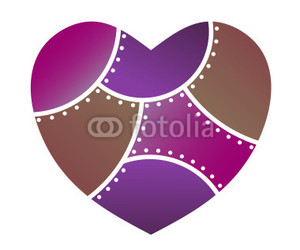 lingerie, Logo, and purple image