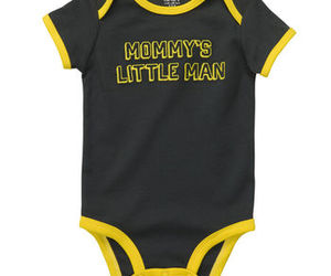 baby, baby boy, and onesie image