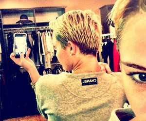 beautiful, chanel, and miley cyrus image