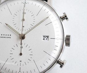 watch, white, and luxury image