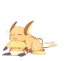 anime, pokemon, and kawaii image