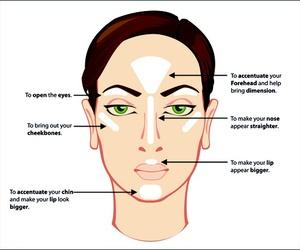 diy, makeup, and makeup tips image