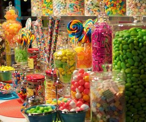 candy, sweet, and variety image