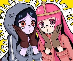 anime, Matryoshka, and parody image